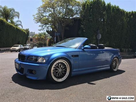 bmw m3 convertible for sale 2003 bmw m3 convertible for sale in united states
