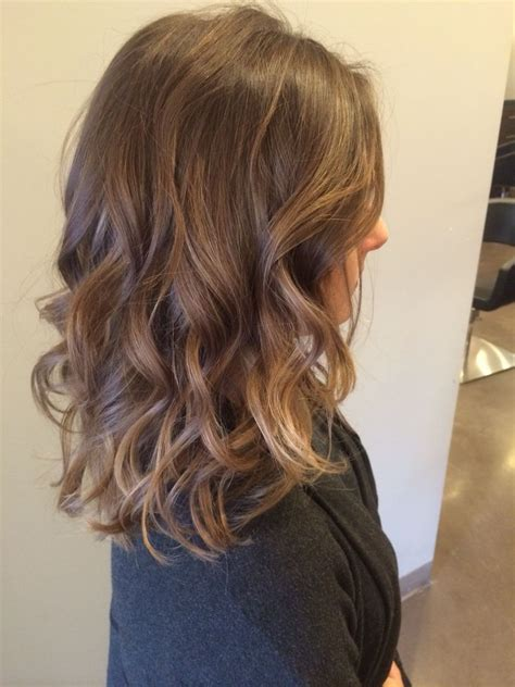 balayage medium length hair pictures to pin on pinterest balayage hair hair with highlights and shoulder length on