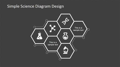 design experiment ppt simple science diagram design for powerpoint diagram