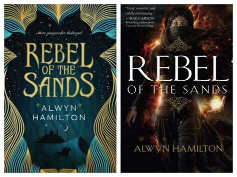 rebel of the sands 6 upcoming ya hardcover to paperback cover makeovers