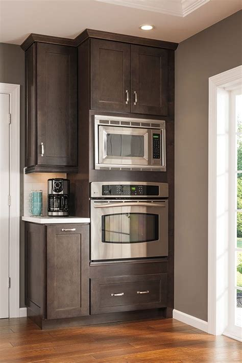 microwave kitchen cabinet 25 best ideas about microwave cabinet on pinterest
