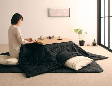 Japanese Dining Room Table by