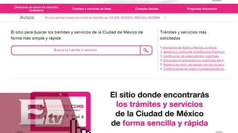 pago de tenencia cdmx formato formato pago de tenencia 2016 cdmx gdf lanza portal