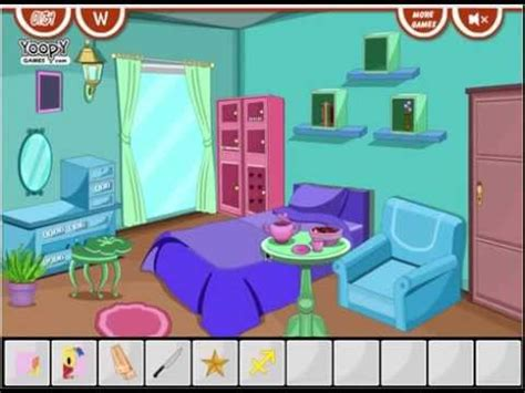 escape from the bedroom escape from smart bedroom walkthrough yoopy games youtube