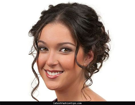 easy hairstyles curly hair do home curly hairstyles updos easy latestfashiontips com