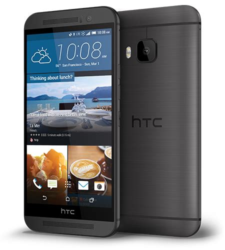 one mobile htc one m9 launched at mwc 2015 where to pre order