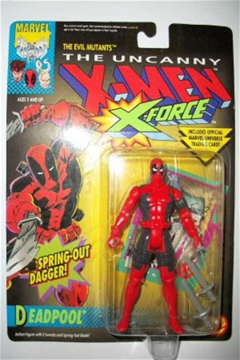 deadpool figure 90s x 1992 x deadpool figure