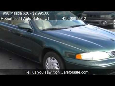 car owners manuals for sale 1998 mazda 626 interior lighting 1998 mazda 626 dx manual for sale in washington ut 84780 youtube