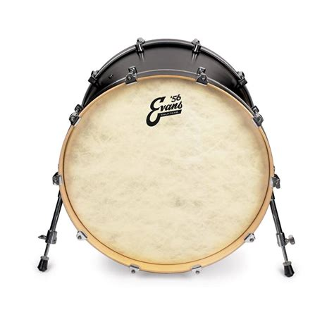 drum with calftone bass drum 26 inch mcquade