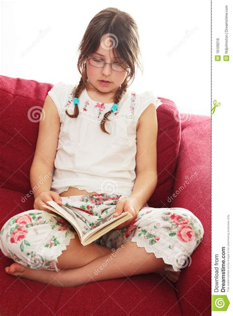 reading before bed reading before bed royalty free stock image image 16109216