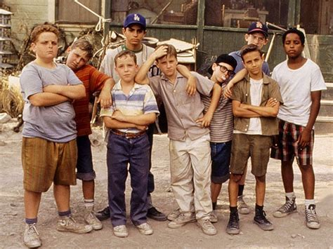 what of is in the sandlot the sandlot s director david mickey celebrates 20 year anniversary of