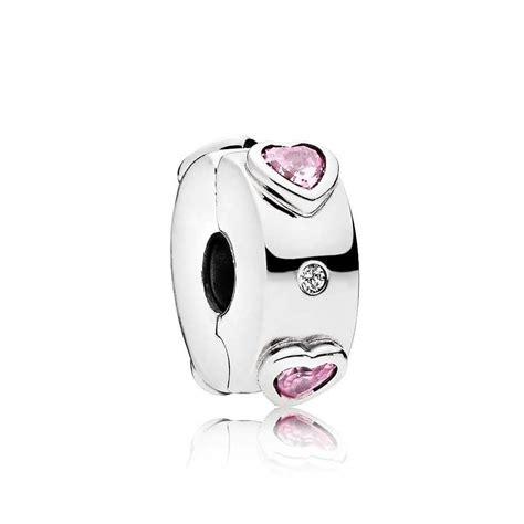 Pandora Loving Pandora Clip P 789 pandora explosion of clip charm 796591fpc greed jewellery