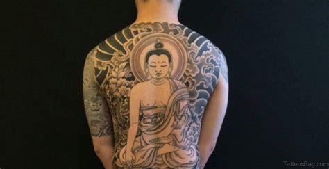 tattoo back buddha 60 dashing buddhist tattoos on back