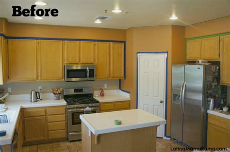 refurbishing kitchen cabinets yourself how to refinish your kitchen cabinets latina mama rama