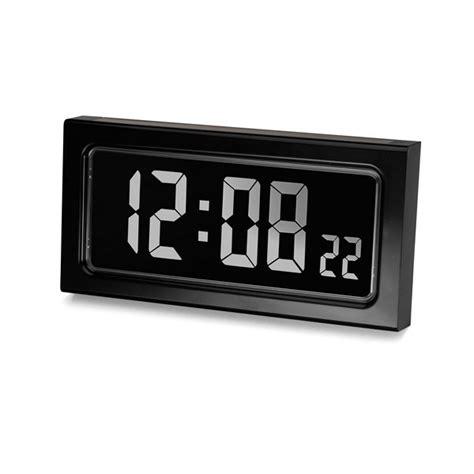 horloge murale electronique horloge murale 233 lectronique solaire cadeau publicitaire en vente au prix grossiste
