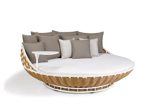 divano rotondo divano letto da giardino
