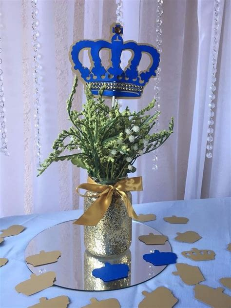 princess party prince themed centerpieces adastra