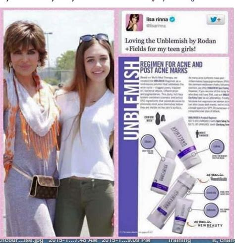 what products does lisa renna use on her hair even celebs and their families use our products because