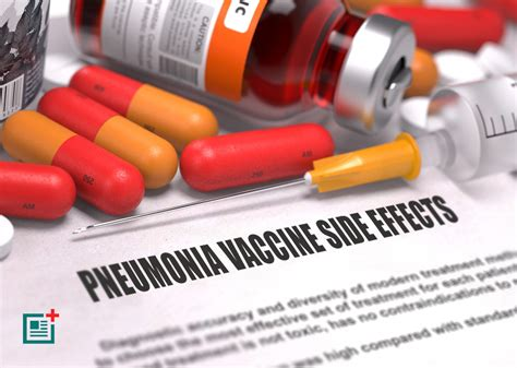 vaccine side effects pneumonia vaccine side effects what you should