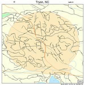 tryon carolina map tryon carolina map 3768580