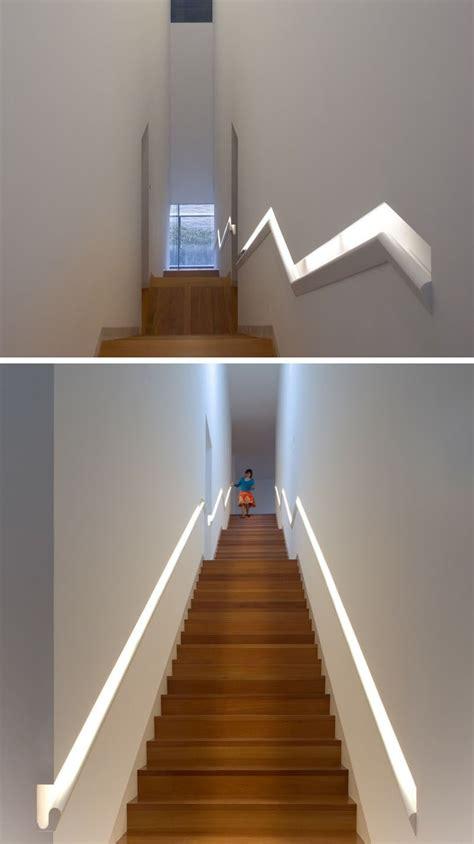 stair design idea  examples  built  handrails