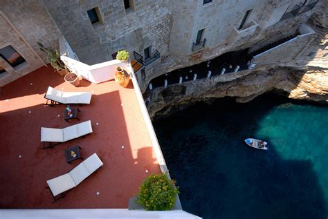 grotta palazzese hotel hotel restaurante grotta palazzese