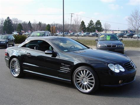 mercedes sl600 amg picture 4 reviews news specs