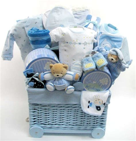Baby Shower Gift For Who Has Everything by Baby Gift Basket 19