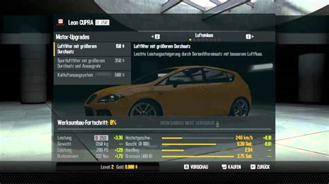 Auto Tuning Spiele by Shift 2 Unleashed 4 Car Tuning Pc Gameplay Hd