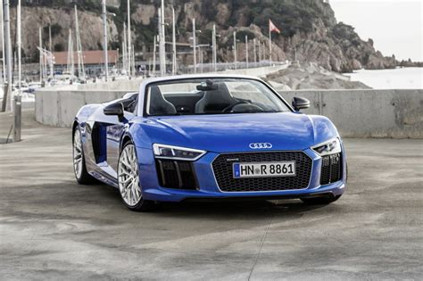 audi r8 price 2018 audi r8 convertible pricing for sale edmunds