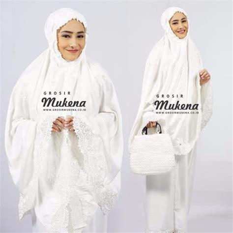 Mukena Katun Naira pusat grosir mukena terlengkap murah