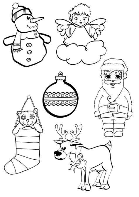 christmas designs coloring pages hellokids com