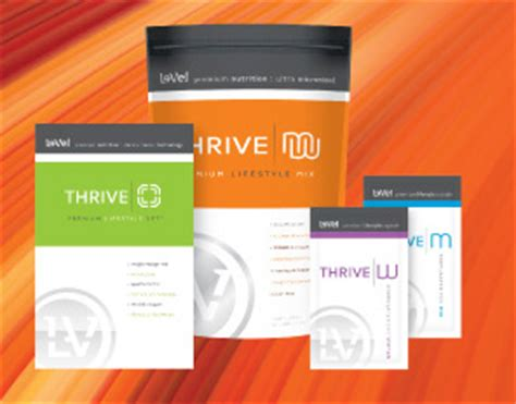 thrive m supplement i just received quot thrive quot supplements to review my thoughts