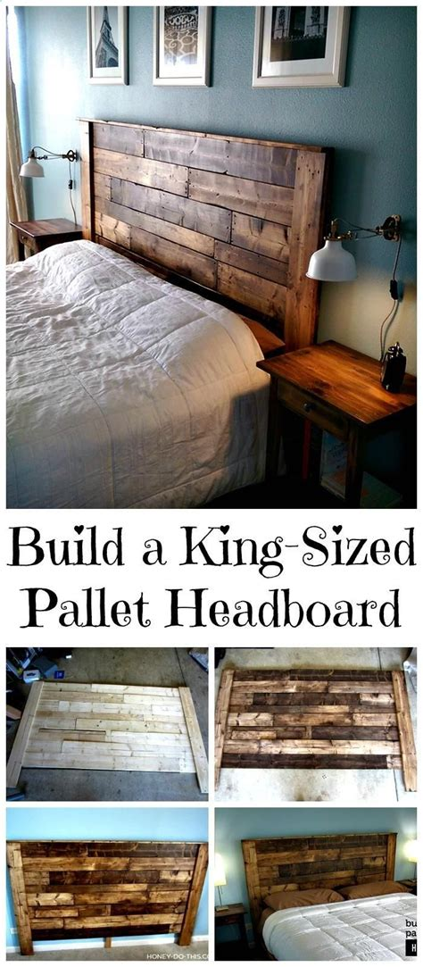 headboard lights diy headboard ideas 16 projects to best 25 headboard l ideas on pinterest rustic