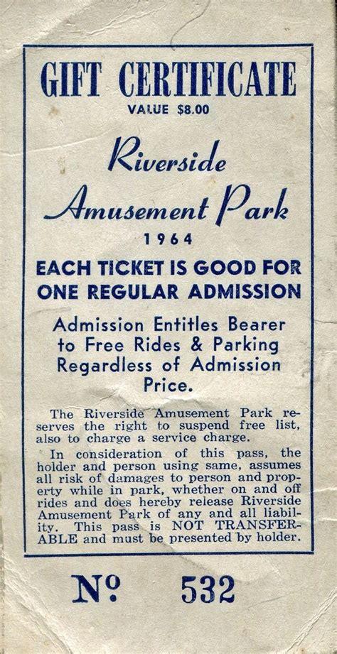 theme park gift vouchers 601 best images about traditional amusement parks on pinterest
