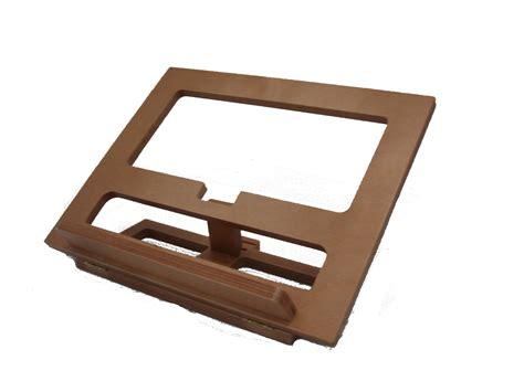 leggio da letto mus12n leggio da tavolo in legno inclinazione