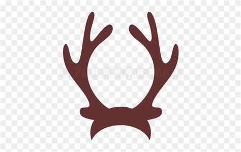 template for reindeer antlers create diy props with our free pdf template at http