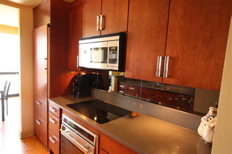 high rise kitchen gold coast high rise condo kitchen gut renovation and
