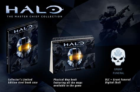 the anthology part 1 limited edition books these halo master chief collection special editions seem