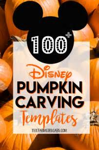 pumpkin templates disney disney pumpkin carving ideas disneyside
