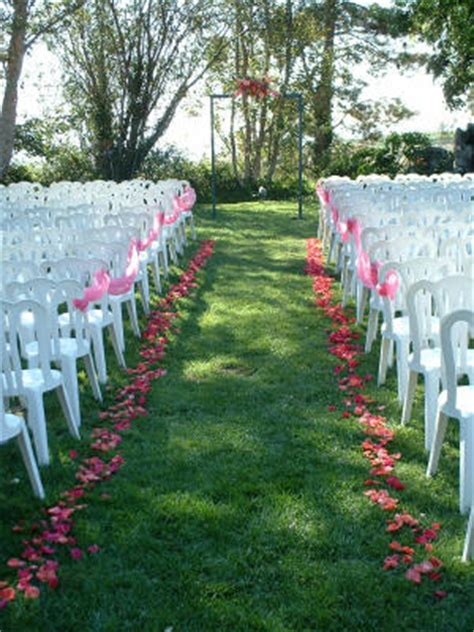 Wedding Aisle Runner For Grass by Outdoor Ceremony And Aisle Runner