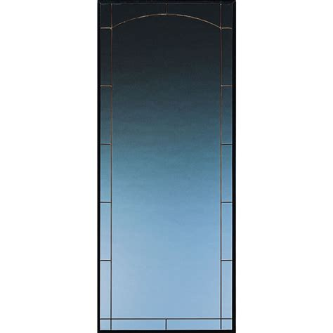 Shop Pella Frame Sold Separately Full View Safety Glass Glass Door Screen