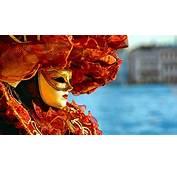 Naranja Carnaval Fondo De Pantalla HD M&225scara Y Traje
