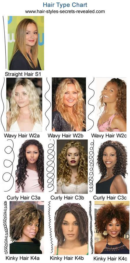 what are the different types of hair with pictures hair type the single biggest factor that limits your hair