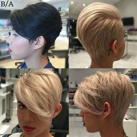 pictures of women over comb hairstyle long pixie hair cut styles for women need a new do