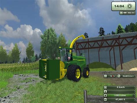 mod save game farming simulator 2013 john deere 5830 v 1 mp ls2013 com