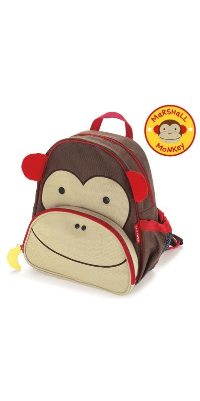 Skip Hop Zoo Pack Backpack Cat T2909 buy skip hop zoo packs kid backpack monkey design at well ca free shipping 35 in canada