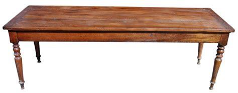 langer tisch grosser antiker biedermeier tisch 56 aus dem kanton