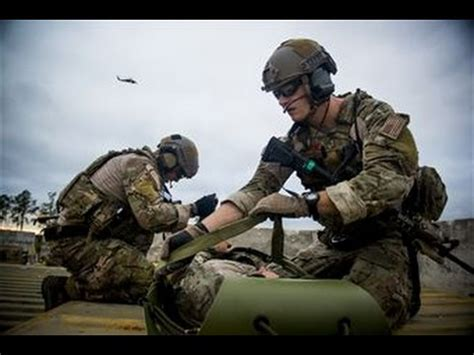 Us Air Search United States Air Pararescue Conduct Combat Search And Rescue