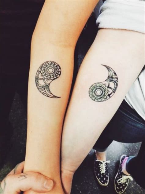 20 cute tattoo designs for the best friends